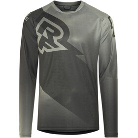 Race Face Ruxton Bike Jersey Longsleeve Men grey/black